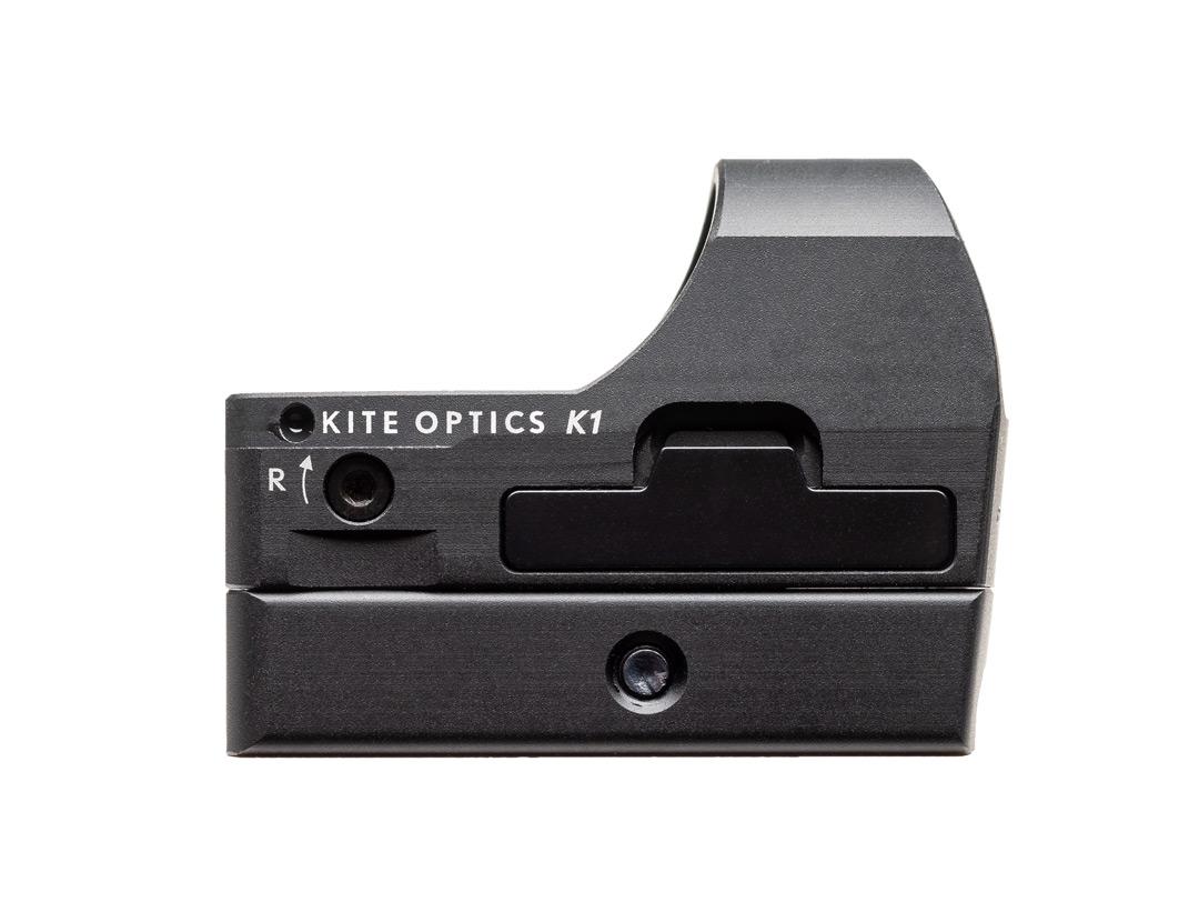 Kite Optics Red Dot K1 2 MOA con attacco Weaver