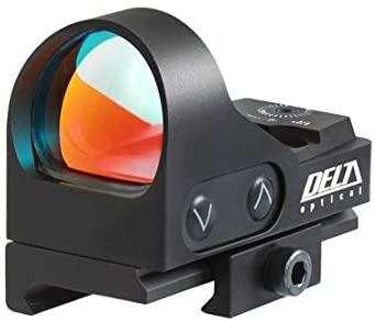 Delta Red Dot MiniDot HD26 6MOA