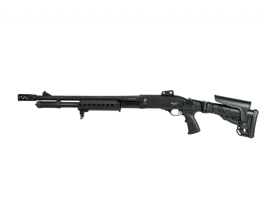 S.D.M. M870 SPETSNAZ TACTICAL cal.12/76 20′ OD-GREEN