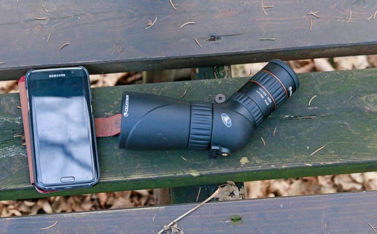 Spotter Celestron Hummingbird 9-27x56mm