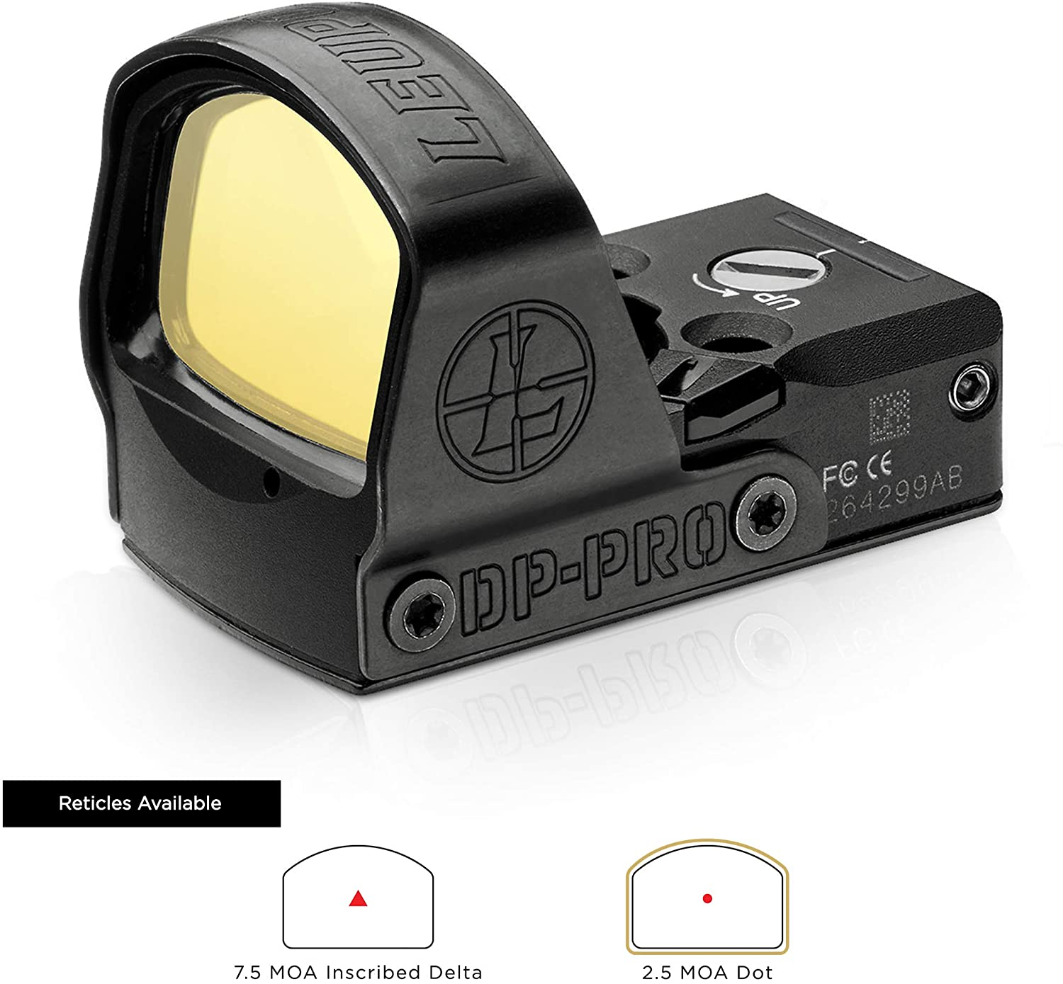 Leupold Red Dot DeltaPoint Pro 2.5MOA