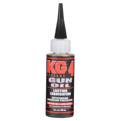 KG4 Gun Oil olio per armi