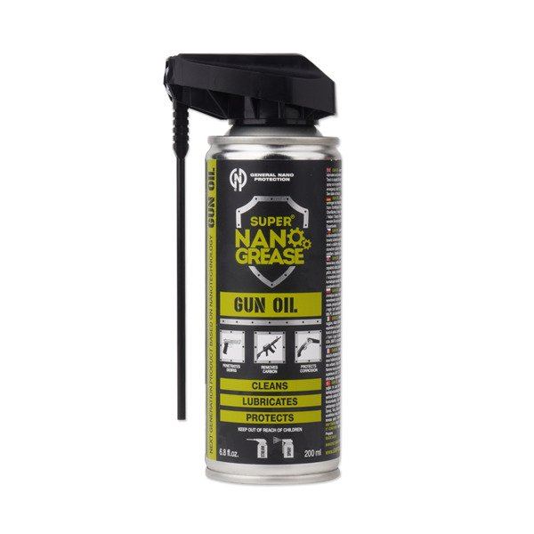 Olio pistola Super Nano Grease - Spray - 200 ml