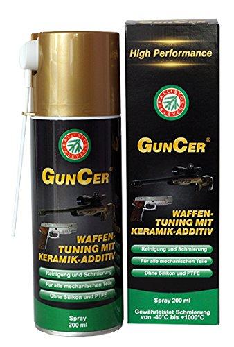 Olio BALLISTOL nano-ceramico spray GUN-CER 65ml