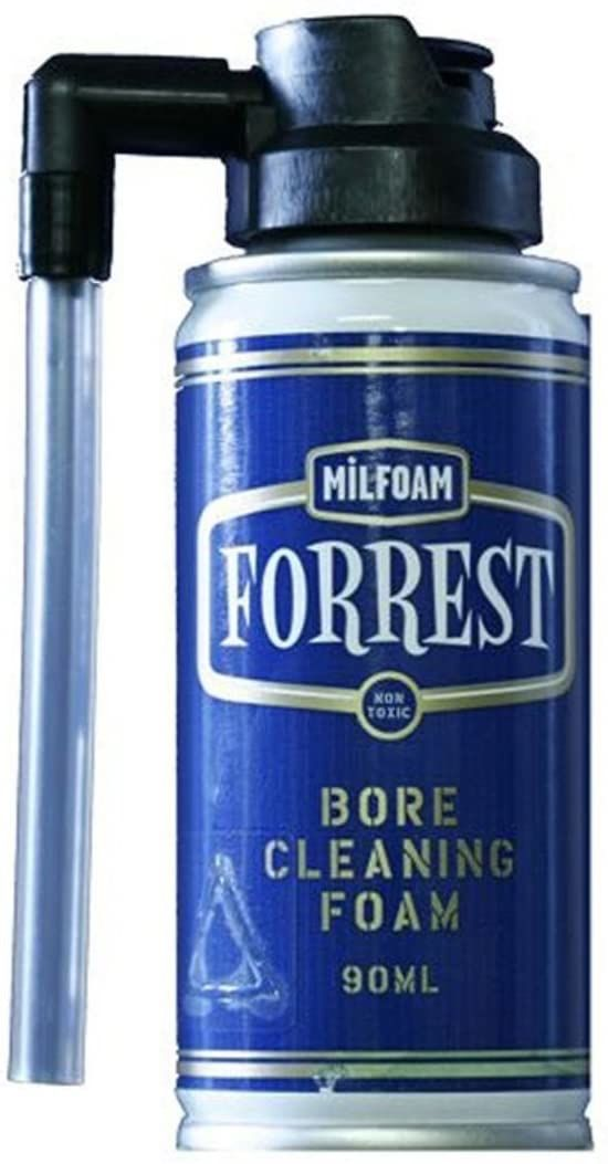 Milfoam Forrest Bore Cleaning Foam Schiuma per pulizia canne 90ml