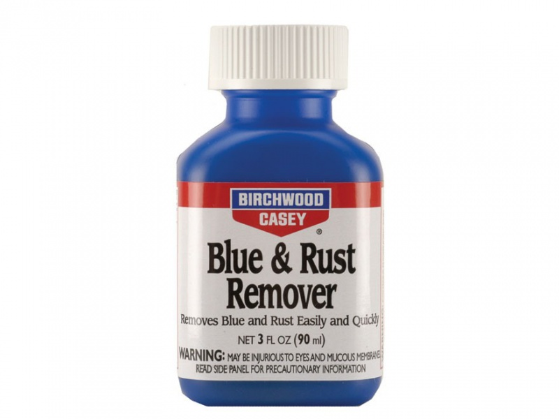 Birchwood Casey Blue and Rust Remover 90 ml