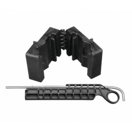 Wheeler Delta Series AR-15 Upper Vise Block Clamp per smontaggio upper receiver