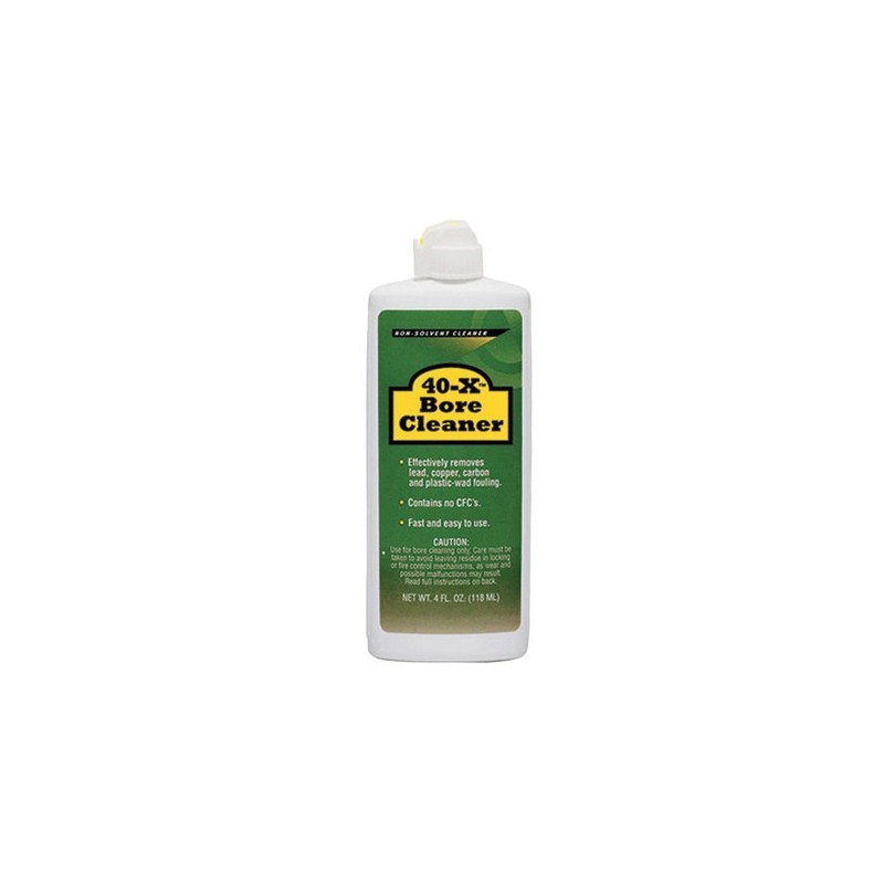Remington Solvente 40x Bore Cleaner 4oz.
