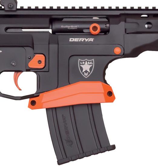 Derya MK12 IPSC Black/Orange Cal. 12