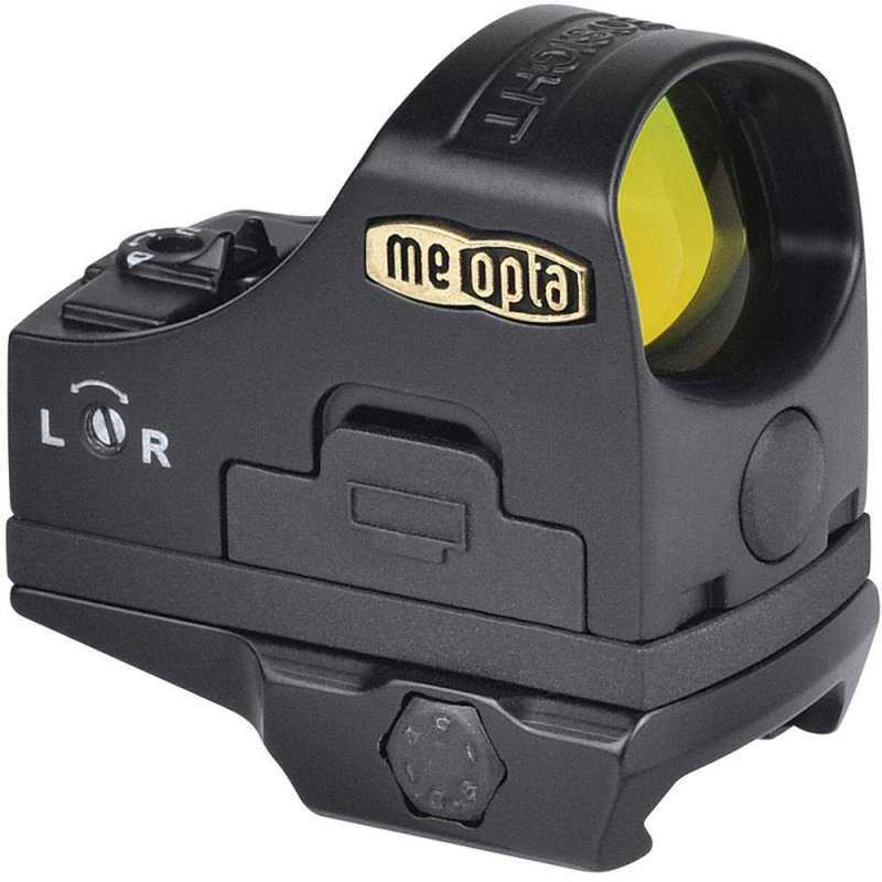 Meopta Red Dot Meosight 3 + attacco weaver