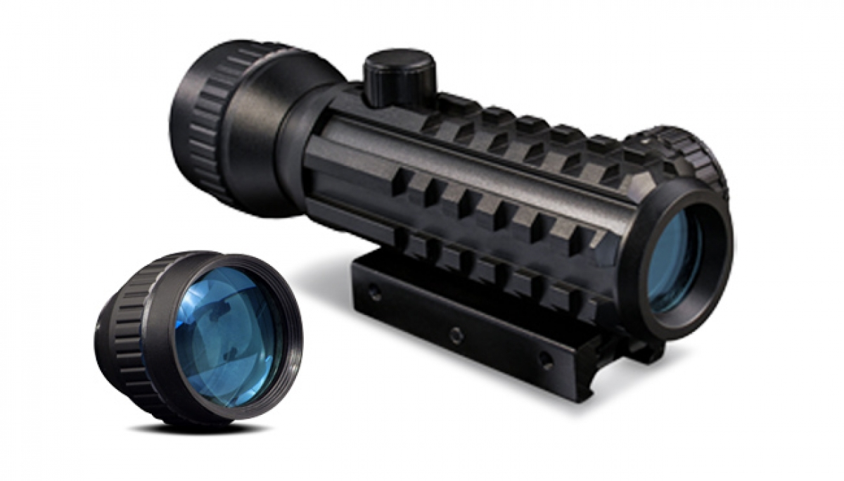 Red Dot Konus Sight Pro Dual 1-2x30