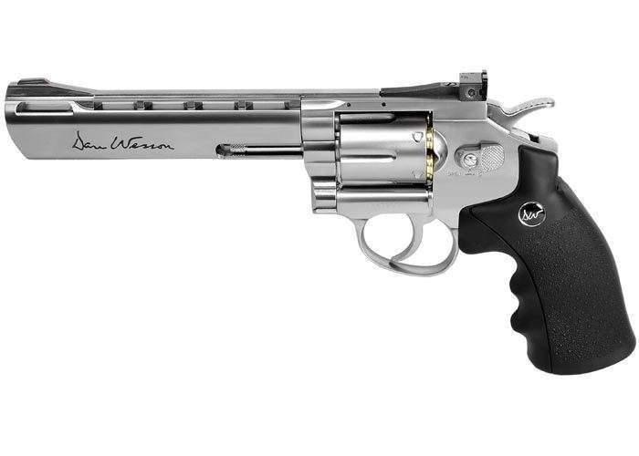 Revolver Co2 ASG Dan Wesson 6