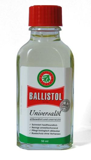 Olio BALLISTOL Vetro 50ml
